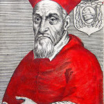 1587 JOANNES EVANGELISTA PALEOTTUS - PALLOTTA GIOVANNI EVANGELISTA